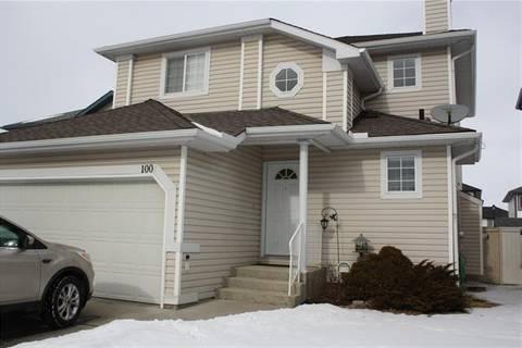 House for sale at 100 Creek Gardens Cs Northwest Airdrie Alberta - MLS: C4287022