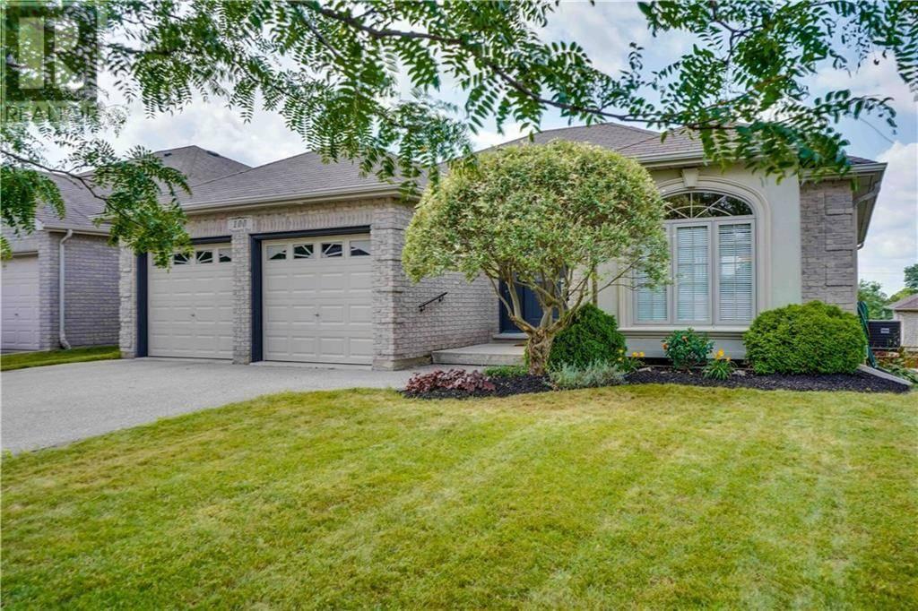 House for sale at 100 Daugaard Ave Paris Ontario - MLS: 30756728