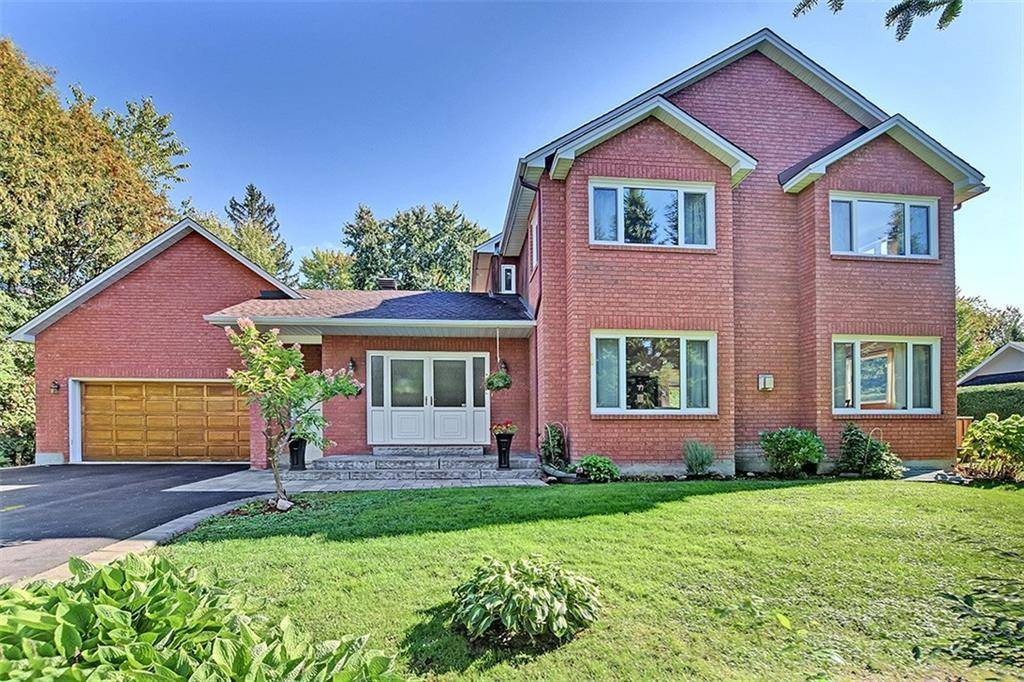 House for sale at 100 Delong Dr Ottawa Ontario - MLS: 1171426