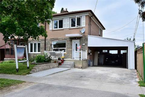 Townhouse for sale at 100 Dorcot Ave Toronto Ontario - MLS: E4495464