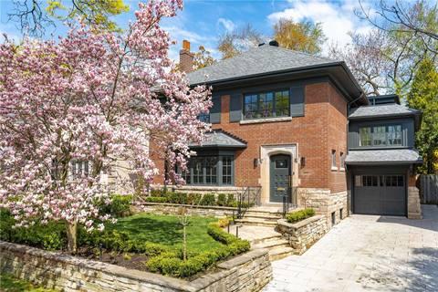 House for sale at 100 Douglas Dr Toronto Ontario - MLS: C4488288