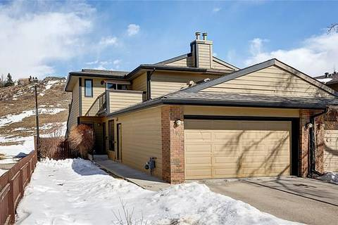 Townhouse for sale at 100 Edgemont Estates Dr Northwest Calgary Alberta - MLS: C4233484
