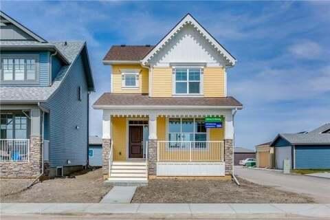 House for sale at 100 Ellen Rd Crossfield Alberta - MLS: C4292498