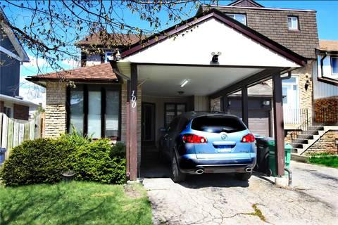 Townhouse for sale at 100 Fanshawe Dr Brampton Ontario - MLS: W4444566