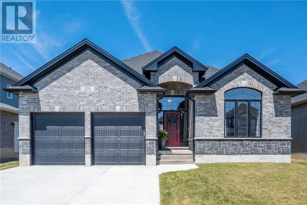 House for sale at 100 Forbes Cres Listowel Ontario - MLS: 30819794