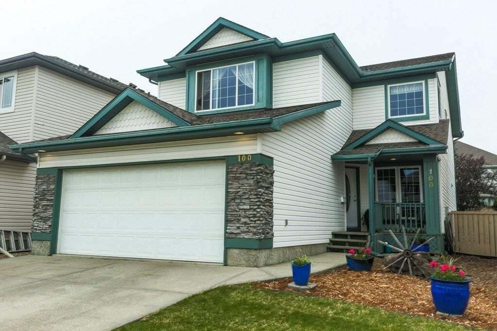 House for sale at 100 Foxhaven Cr Sherwood Park Alberta - MLS: E4198697