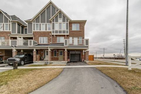 Townhouse for sale at 100 Frost Ct Milton Ontario - MLS: W4735175