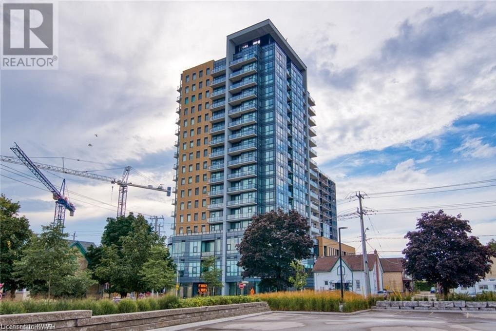Condo for sale at 100 Garment St Kitchener Ontario - MLS: 40033990