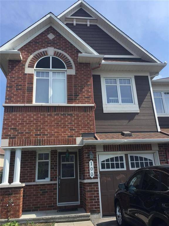 Townhouse for sale at 100 Garrity Cres Ottawa Ontario - MLS: 1171732