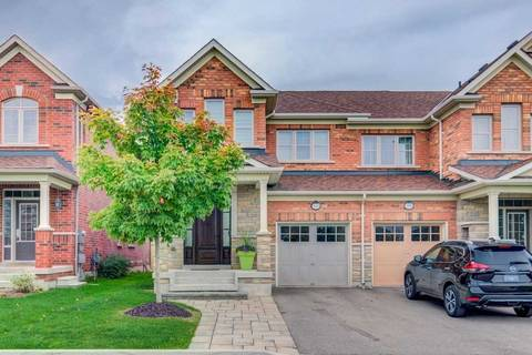 Townhouse for sale at 100 Hanson Cres Milton Ontario - MLS: W4601431