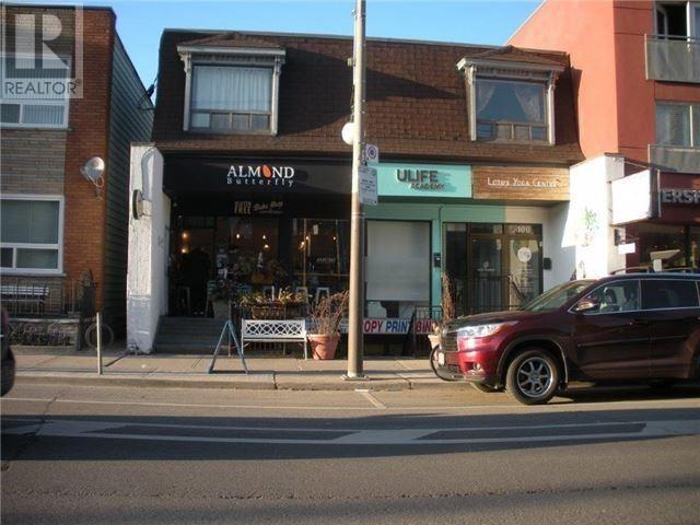 Commercial Property For Lease At 100 Harbord St Toronto Ontario