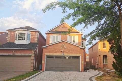 House for rent at 100 Hertford Cres Markham Ontario - MLS: N4823468