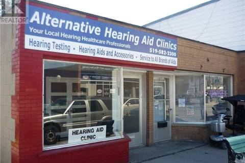 Commercial property for sale at 100 King St Delhi Ontario - MLS: 191464
