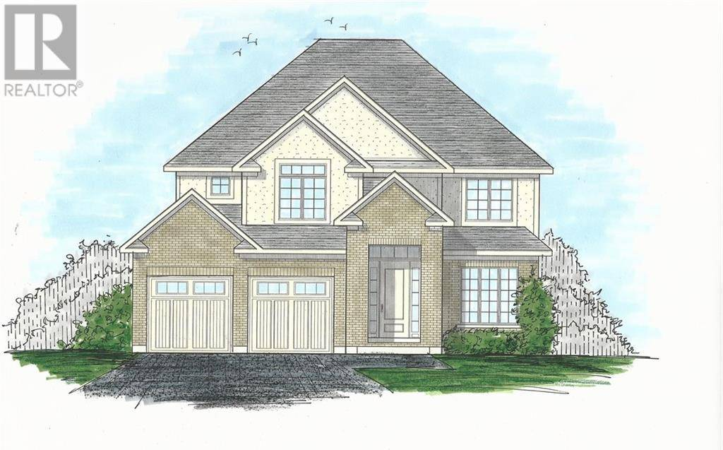 House for sale at LOT 100 Chestnut Rdge Unit 100 Waterloo Ontario - MLS: 30792280