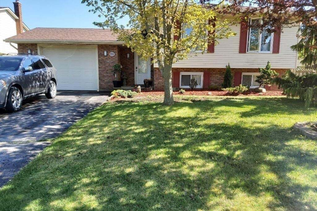 House for sale at 100 Lynndale Rd Simcoe Ontario - MLS: H4078621