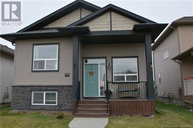House for sale at 100 Mackenzie Cres Lacombe Alberta - MLS: ca0188407