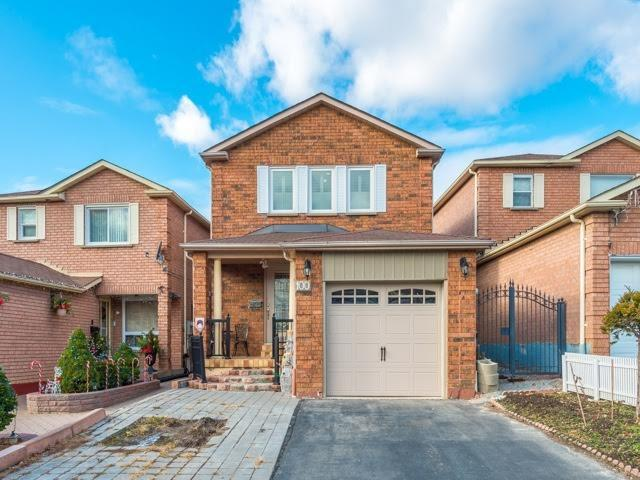 For Sale: 100 Mammoth Hall Trail, Toronto, ON | 3 Bed, 3 Bath House for $769,900. See 20 photos!