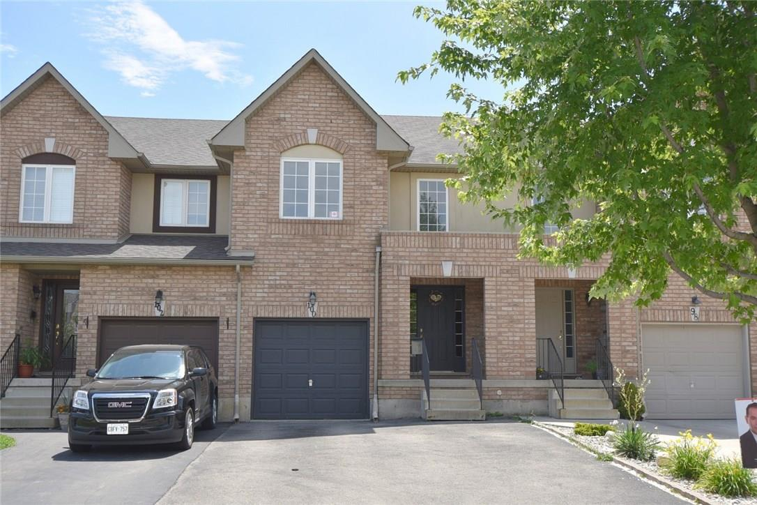 Removed: 100 Meadow Wood Crescent, Hamilton, ON - Removed on 2018-09-24 18:30:06