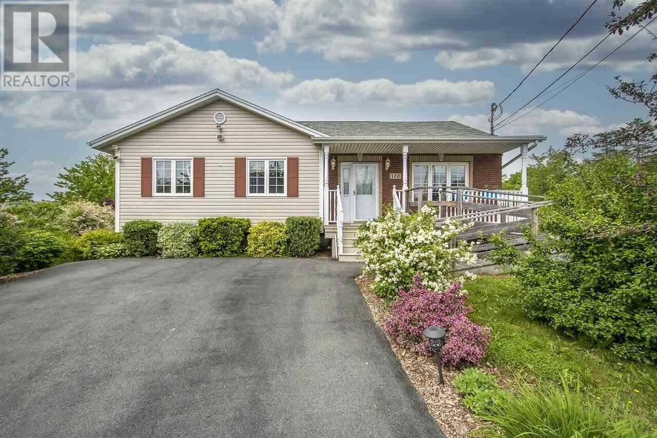 House for sale at 100 Meridian Ct Dartmouth Nova Scotia - MLS: 202011103