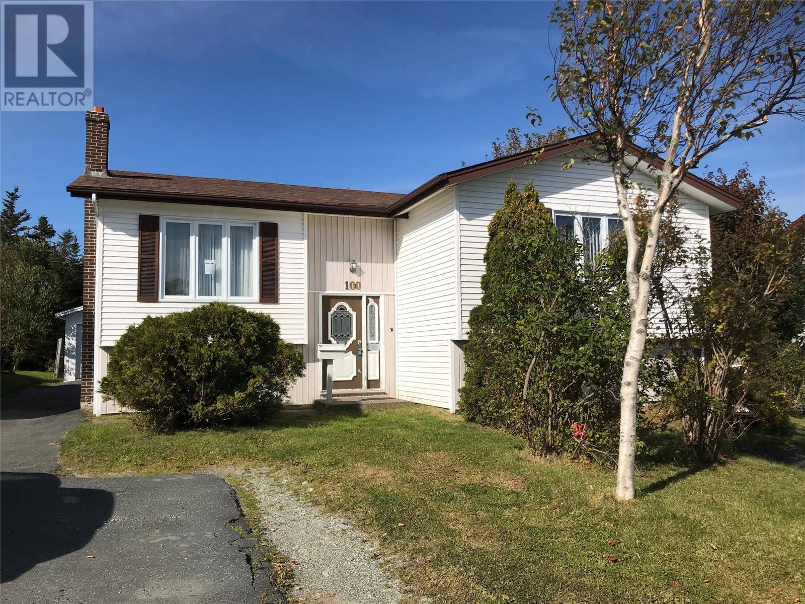 House for sale at 100 Michener Ave Mount Pearl Newfoundland - MLS: 1209454