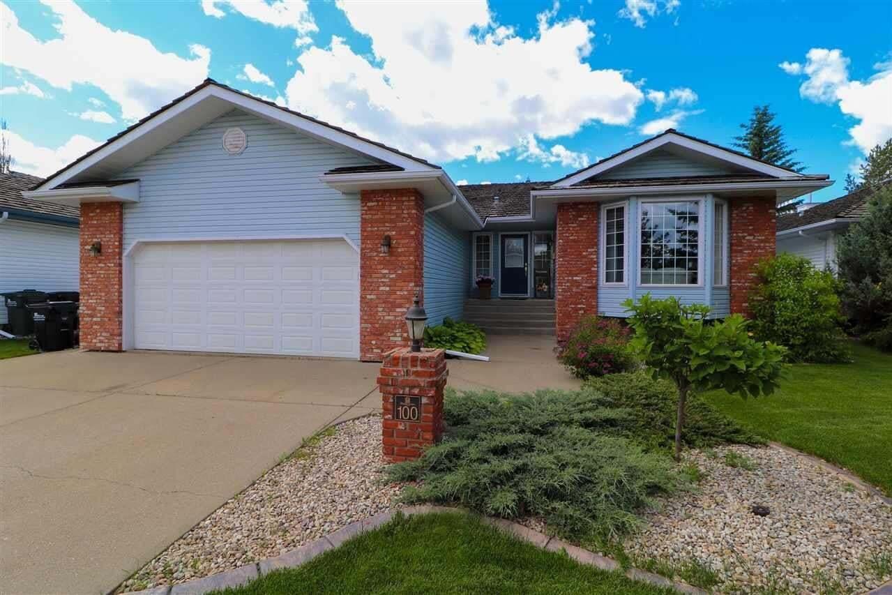 House for sale at 100 Nottingham Rd Sherwood Park Alberta - MLS: E4201560