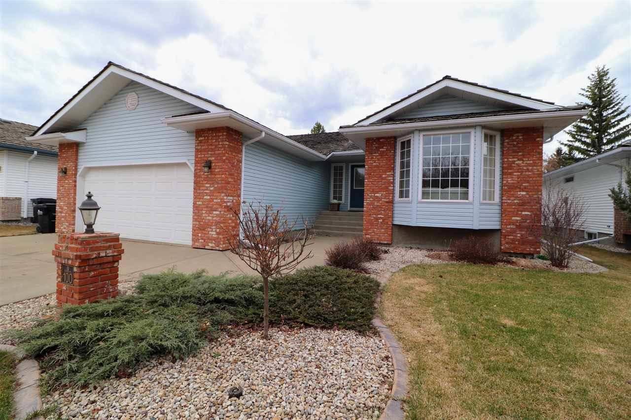 House for sale at 100 Nottingham Rd Sherwood Park Alberta - MLS: E4187872
