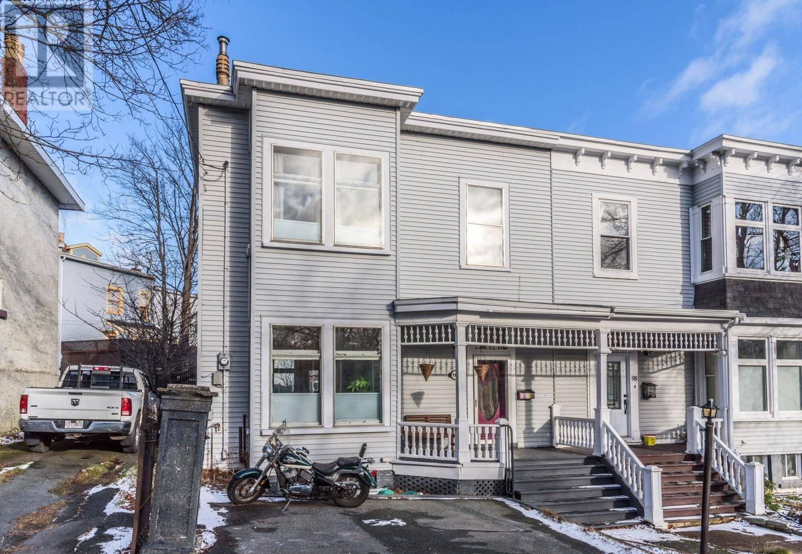 House for sale at 100 Patrick St St. John's Newfoundland - MLS: 1209050