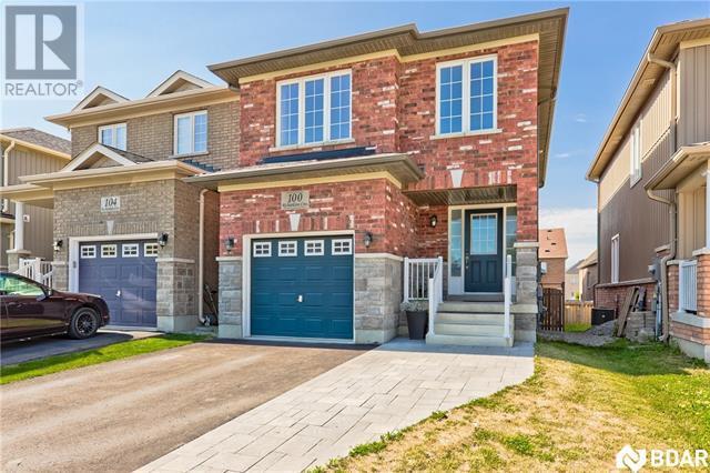 House for sale at 100 Richardson Crescent Bradford West Gwillimbury Ontario - MLS: N4292337