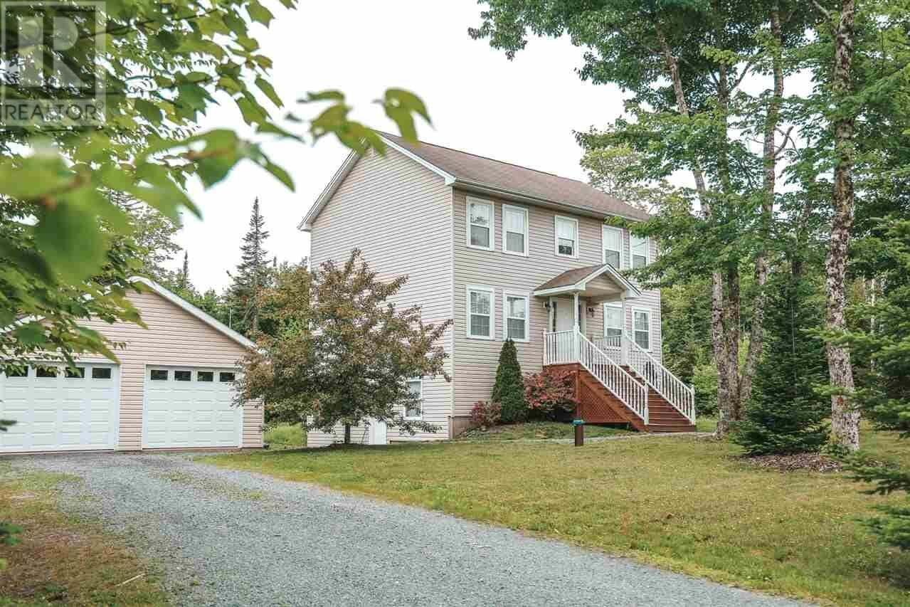 House for sale at 100 Rockcrest Dr Hammonds Plains Nova Scotia - MLS: 202011335