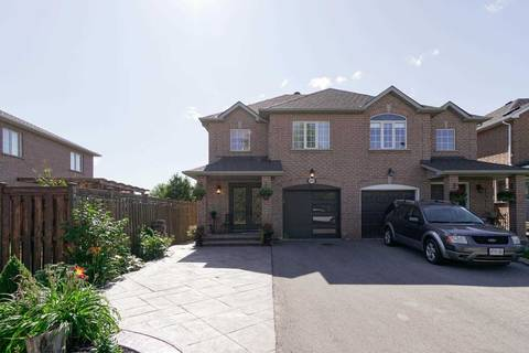 Townhouse for sale at 100 Rosanna Cres Vaughan Ontario - MLS: N4547800