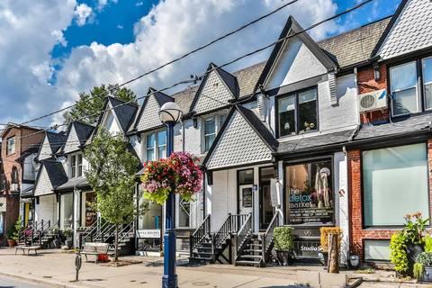 Townhouse for sale at 100 Scollard St Toronto Ontario - MLS: C4678043