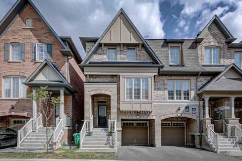 Townhouse for sale at 100 Sea Drifter Cres Brampton Ontario - MLS: W4522066