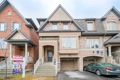 Townhouse for sale at 100 Sea Drifter Cres Brampton Ontario - MLS: W4725020