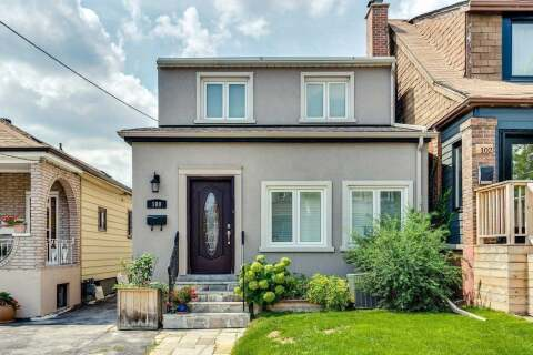 House for sale at 100 Sellers Ave Toronto Ontario - MLS: W4922885