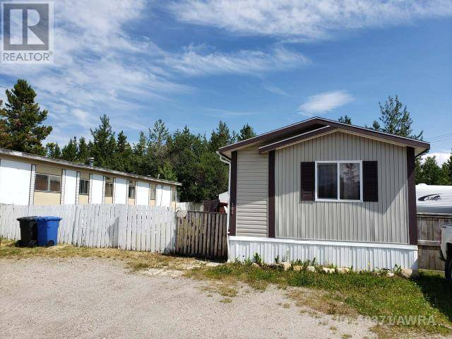 Residential property for sale at 100 Shand Trailer Pk Grande Cache Alberta - MLS: 50371