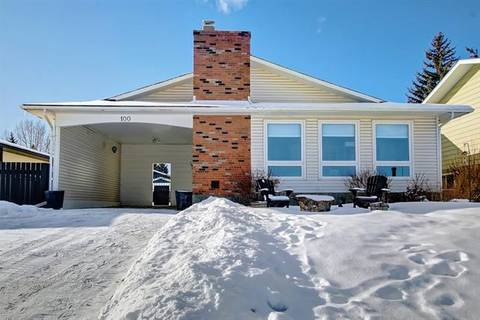 House for sale at 100 Silverview Wy Northwest Calgary Alberta - MLS: C4285141