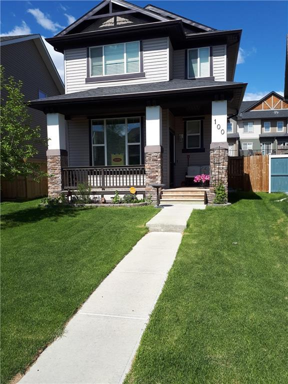 Removed: 100 Skyview Springs Manor Northeast, Calgary, AB - Removed on 2018-08-21 13:21:05