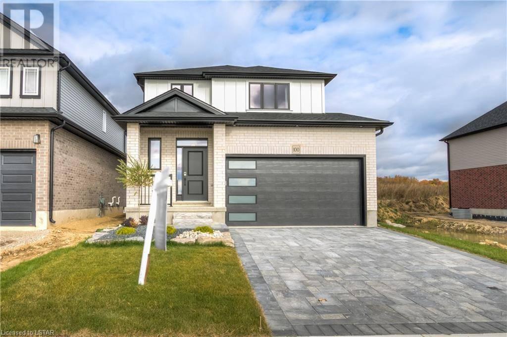 House for sale at 100 Stonefield Ln Ilderton Ontario - MLS: 212161