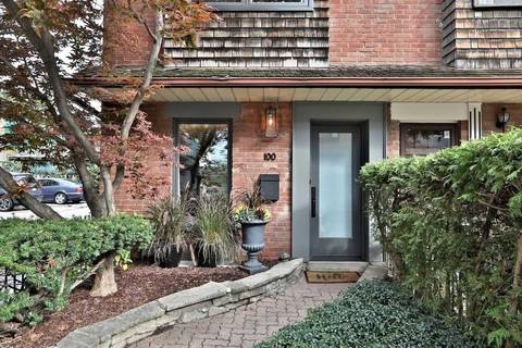 Townhouse for sale at 100 Sussex Ave Toronto Ontario - MLS: C4595850