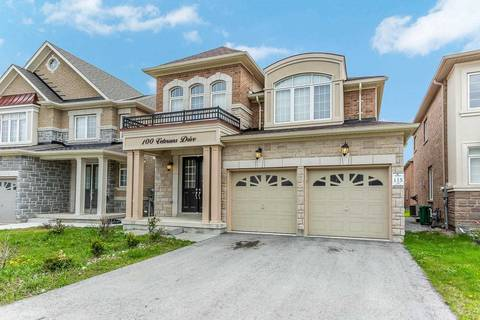 House for sale at 100 Veterans Dr Brampton Ontario - MLS: W4460583