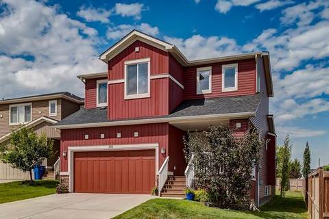 House for sale at 100 West Creek Green Chestermere Alberta - MLS: C4261237