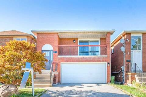 House for sale at 100 Wharton Sq Toronto Ontario - MLS: E4907611