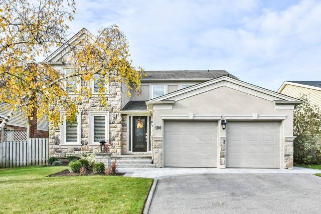 For Sale: 100 Wootten Way, Markham, ON | 4 Bed, 5 Bath House for $1,498,888. See 20 photos!