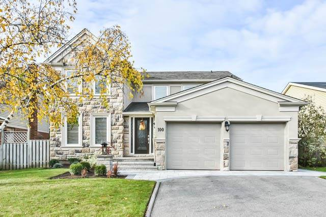 For Sale: 100 Wootten Way, Markham, ON | 4 Bed, 5 Bath House for $1,399,000. See 20 photos!
