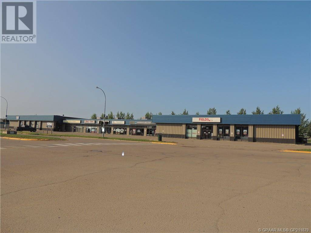 Commercial property for sale at 10001 100 Ave High Level Alberta - MLS: GP211879