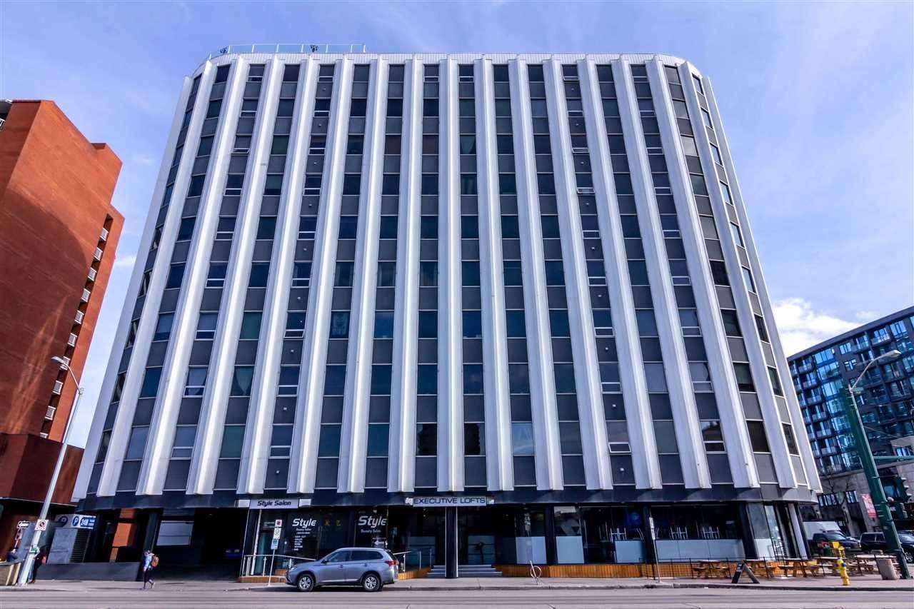 Condo for sale at 10105 109 St Nw Unit 1001 Edmonton Alberta - MLS: E4149066