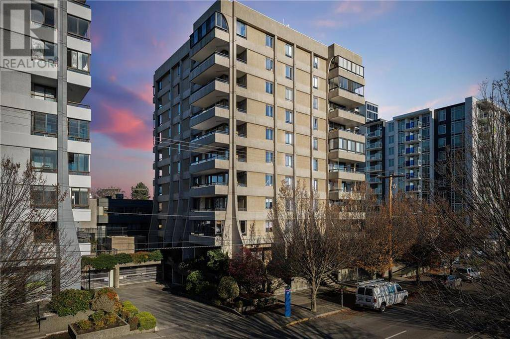 Condo for sale at 1034 Johnson St Unit 1001 Victoria British Columbia - MLS: 419112