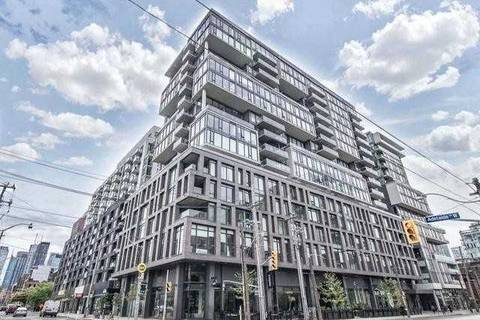Apartment for rent at 111 Bathurst St Unit 1001 Toronto Ontario - MLS: C4699340