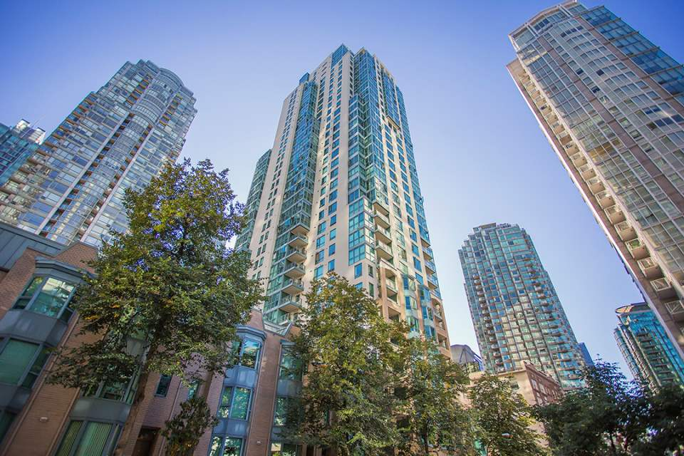Removed: 1001 - 1238 Melville Street, Vancouver, BC - Removed on 2018-11-20 04:15:19