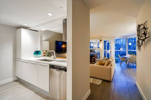 Condo for sale at 1323 Homer St Unit 1001 Vancouver British Columbia - MLS: R2372136